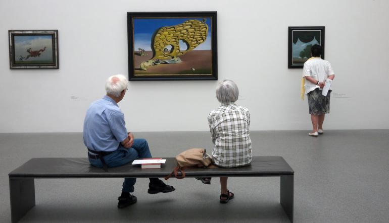 Sammlung Moderne Kunst Die Pinakotheken