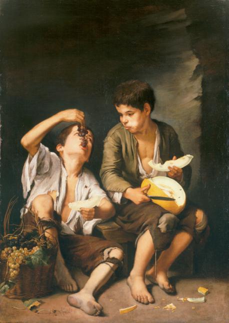 Bartolomé Esteban Murillo en el Museo del Prado – Tardes lentas ©