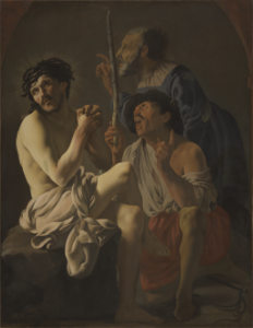 Hendrick ter Brugghen, The Mocking of Christ, c. 1625, © Musée des Beaux-Arts de Rennes, Rennes, on loan from the Musée de l'Assistance Publique, Paris